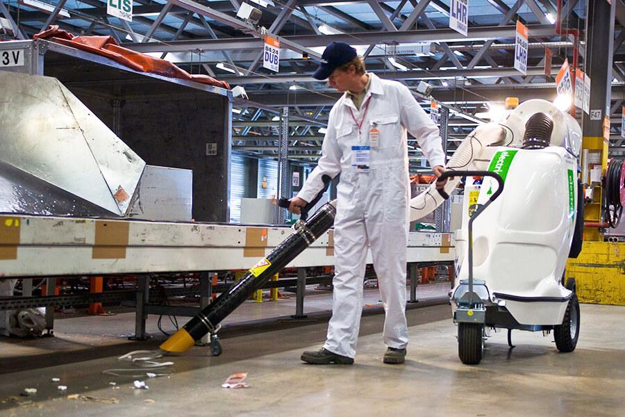 Rize Endüstriyel temizlik