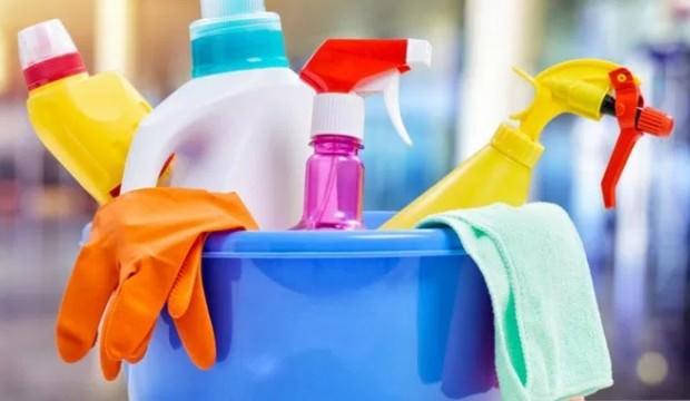 Temizlik Malzemeleri Kullanım Alanları